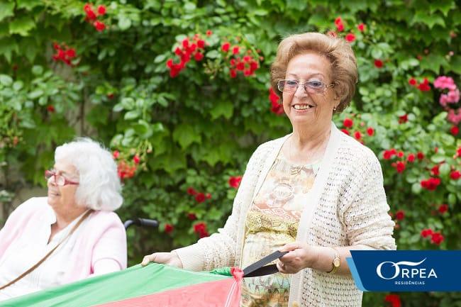 Alzheimer envelhecimento