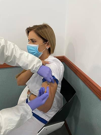 Vacinação Residência Flavicórdia