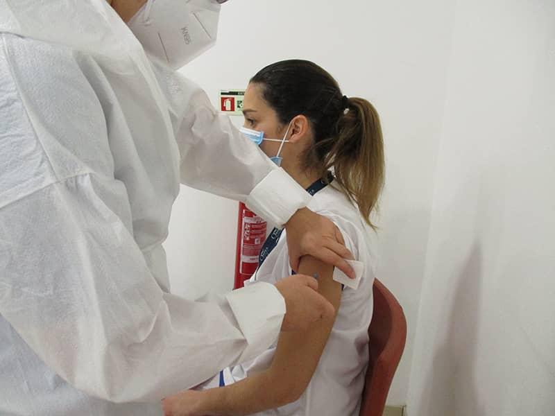 Vacinação Residência Praia Grande