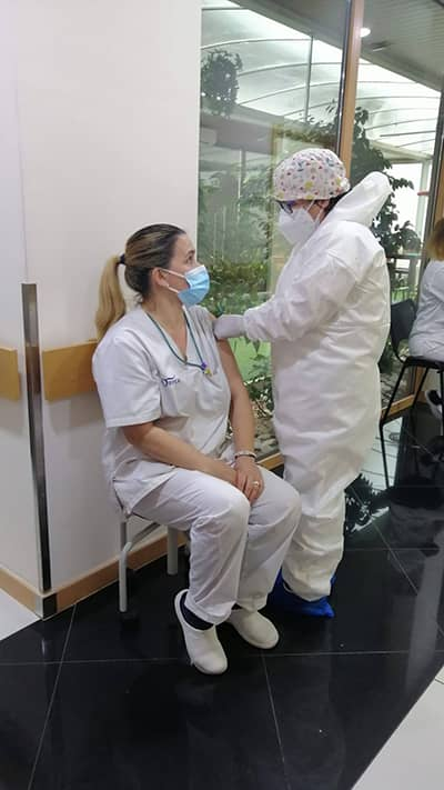 Vacinação Residência Sénior Club