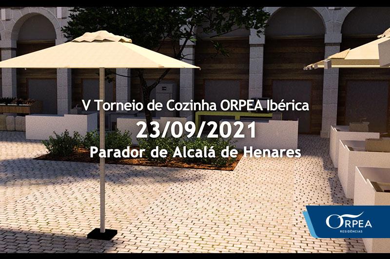 V Torneio de Cozinha ORPEA realiza-se este ano no Parador de Alcalá de Henares